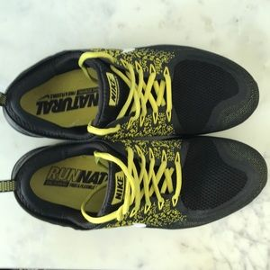 Nike freestyle running shoes